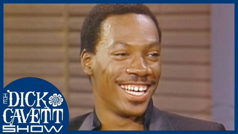Eddie Murphy And Dick Cavett And The N-Word