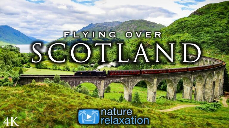 Fly Over Scotland