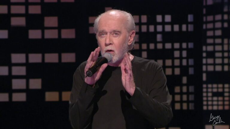 George Carlin: Americans Are Dumb