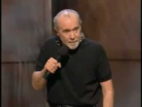 George Carlin On Language And Expression