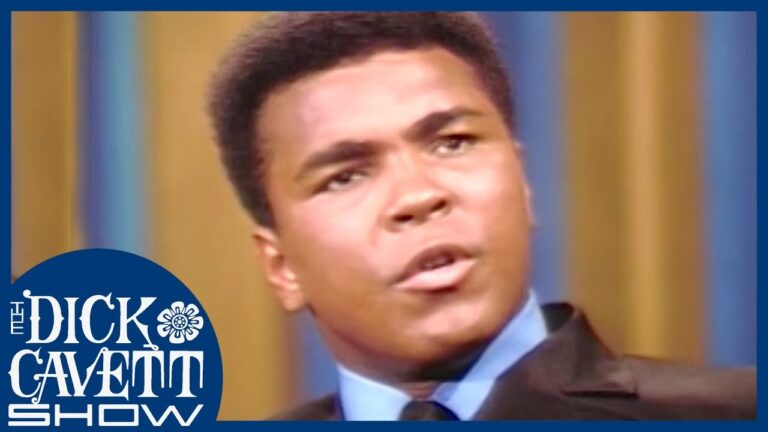 Muhammad Ali On Sacrifice And Race