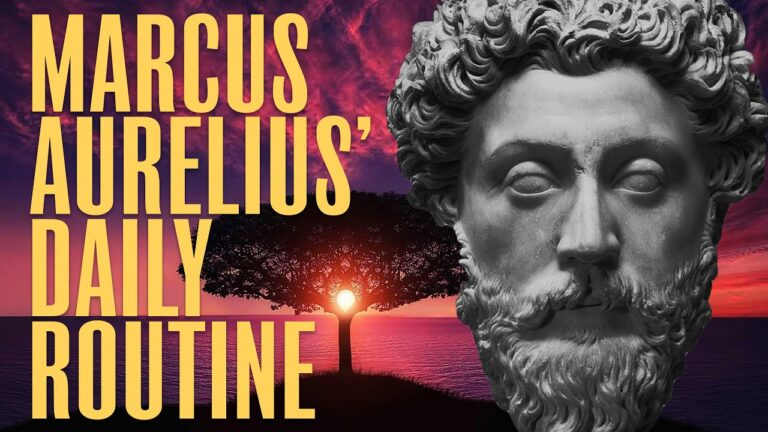 The Habits Of Marcus Aurelius: A Summary