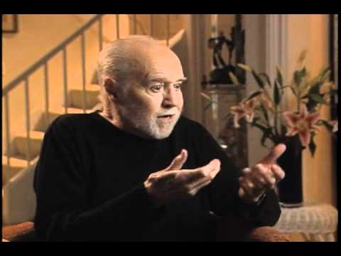George Carlin On Divorcing The Human Race