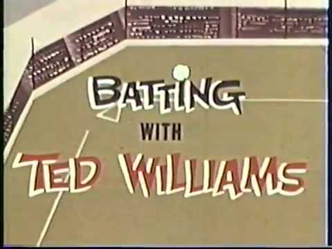 Ted Williams On Hitting