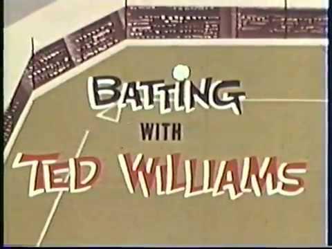 Ted Williams On Hitting