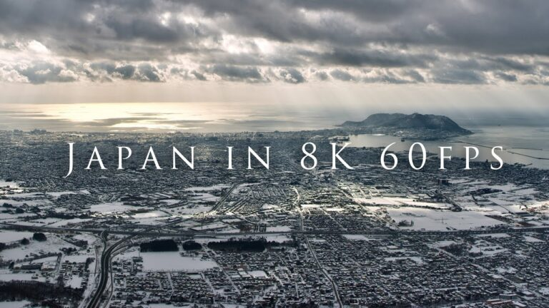 What Does Japan Look Like In 8K?