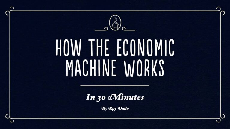 Ray Dialo: How The Economic Machine Works