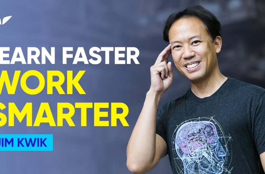 How To Learn Faster Using The FAST Technique
